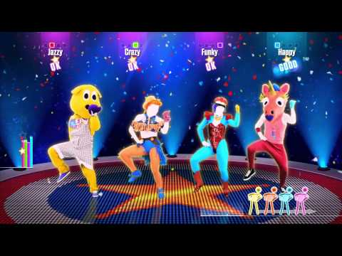 4x4 - Miley Cyrus | Just Dance 2015 | Gameplay [NL]