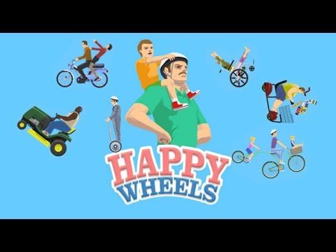 [#5] Happy Whels - surprise mother fuker - Miner Let's Play / Zagrajmy w