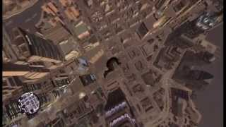 GTA 4 : Fall From The Highest Point And Survive