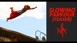Super Slow Motion Parkour and Free Running with Twixtor [NO ...