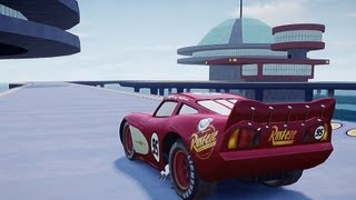 GTA 4 The Cars Disney Track