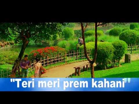 Nhạc phim Ấn Độ cực hay - Bảo vệ người đẹp - Bodyguard - Teri meri prem kahani