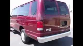 2007 Ford E-350 XLT Super Duty 15-Passenger van for sale in Phoenix, Arizona for $10,900.00 videos