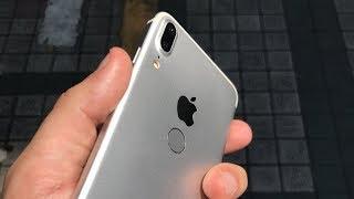 iPhone 8 chính thức lộ diện   Trên tay iPhone 8 màn vô cực