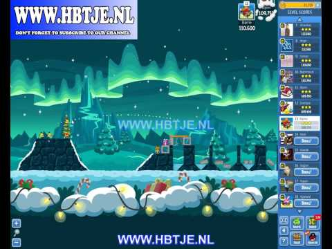 Angry Birds Friends Tournament Week 83 Level 5 high score 110k (tournament 5)