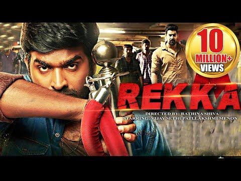 Rekka (2017) Latest South Indian Full Hindi Dubbed Movie | Vijay, Lakshmi Menon | Action Movie