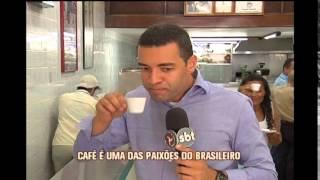 Paix�o dos brasileiros, o caf� traz benef�cios para a sa�de
