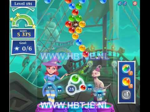 Bubble Witch Saga 2 level 191