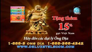 QUANG CAO THE DIEN THOAI ONG DIA-DELUXE TELECOM