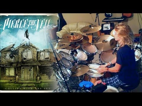 Kyle Abbott - Pierce The Veil - King For A Day (Drum Cover)