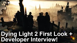 Dying Light 2 - First Look