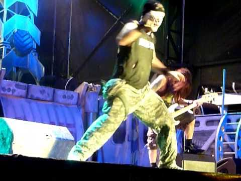 Iron Maiden - When The Wild Wind Blows - Soundwave Sydney 2011