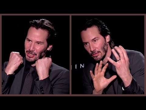 Keanu Reeves talks inner demons and romance