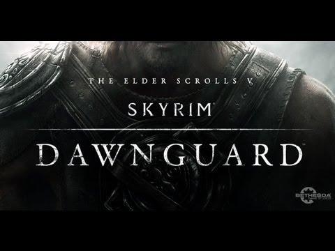 The Elder Scrolls V Skyrim: Dawnguard DLC - Gameplay Playthrough Part 6