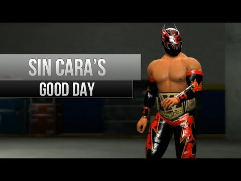 WWE 2K14 Story - Sin Cara Good Day!