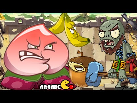 Plants Vs Zombies All Stars: Kung Fu World Day 15-19  (China Version)