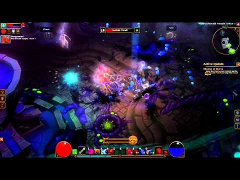 Torchlight Ii #2 \\dungeon Cabulosa