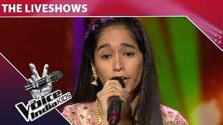 Guntaas Perform on Ghani Bawri - Episode 22 - Jan 21, 2018 - The Voice India Kids Season 2