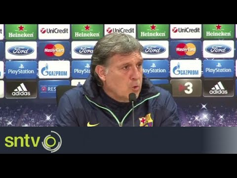 Martino reveals Barca's secret to playing Atletico Madrid