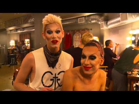 Alaska & Sharon Needles - The Royal Couple