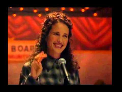 Andie MacDowell Singing in the movie Michael