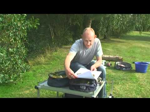 Groundbait feeder fishing tips for carp, bream, tench and roach