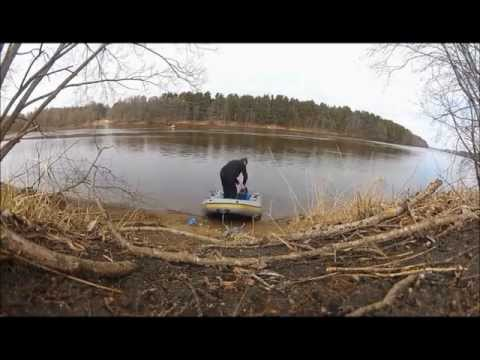 ловля сырти на луге видео