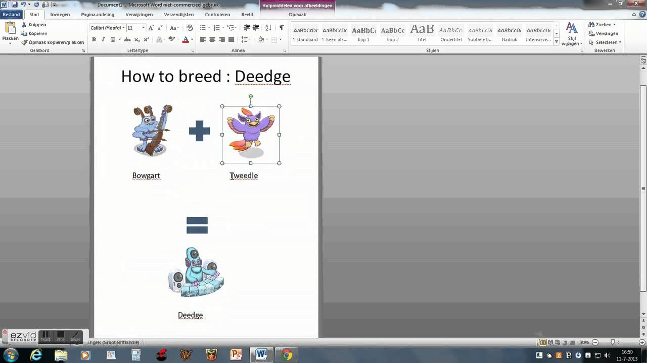 How to Breed De Edge My Singing Monsters