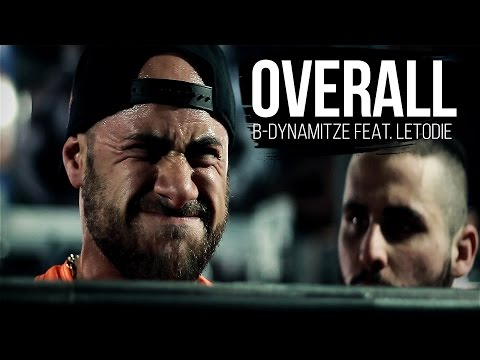 B-Dynamitze - Overall (Feat. LetoDie)