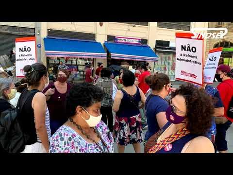 Dia Nacional de Luta contra Reforma Administrativa e em defesa dos Serviços Públicos