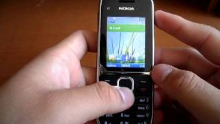 Nokia C2-01 Black Review/Look (Unclocked Version)
