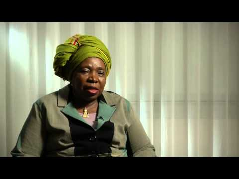 African Union Commission Chairperson speaks about the AIDS response in Africa