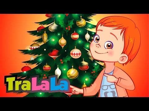 O brad frumos - cantece pentru copii animate TraLaLa