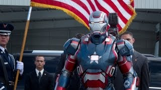 Iron Man 3- Trailer Marvel Ufficiale HD