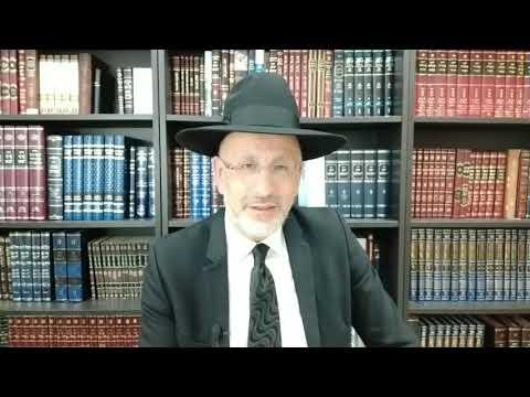 L importance du chalom n°2 (rabbenou). Réussite pour la famille El_Haik.