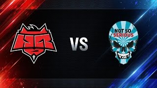 HellRaisers vs Not So Serious - day 3 week 8 Season I Gold Series WGL RU 2016/17