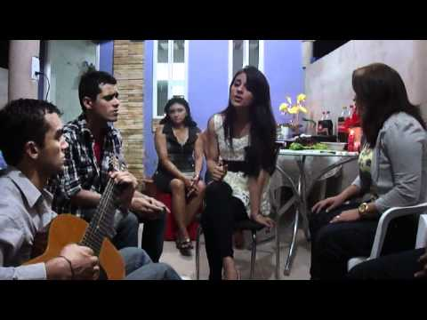 Primeiro Amor - Aline Barros - Daniel Miranda, Dany Miranda e Gabyh Souza - Cover