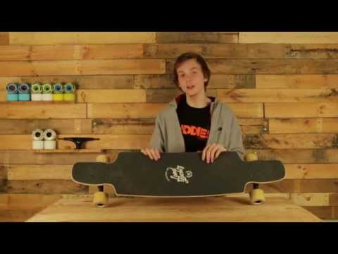 Daddies Reviews - Landyachtz Hatchet 2014