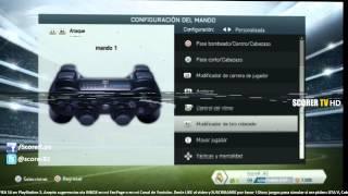 FIFA 14 TUTORIAL: ¿Cómo Cambiar Mis Botones Como El PES