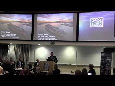 PortTech Forum: Reducing Oceanside Emissions | Rick Cameron