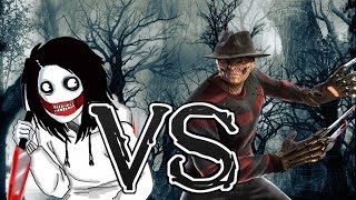 Freddy Krueger Vs Jeff The Killer-PARTE 1