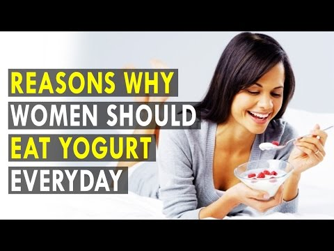 Reasons why women should eat yogurt everyday | Health Sutra - Best Health Tips
