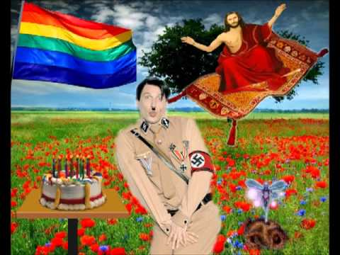 Oscillating Necrosis - Gay Hitler's Birthday Bash (Full EP)