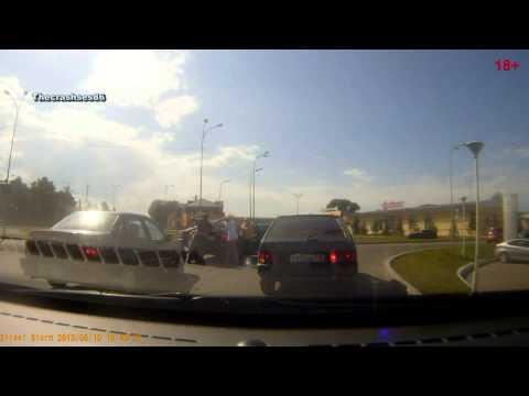 Подборка Аварий и ДТП Июнь (4) 2013 Car Crash Compilation June 18+
