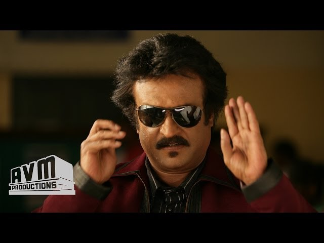 Rajini Punch Dialogue in Sivaji (சிவாஜி) - 18. The Boss