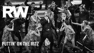 Robbie Williams 'Puttin' On The Ritz' Swings Both Ways