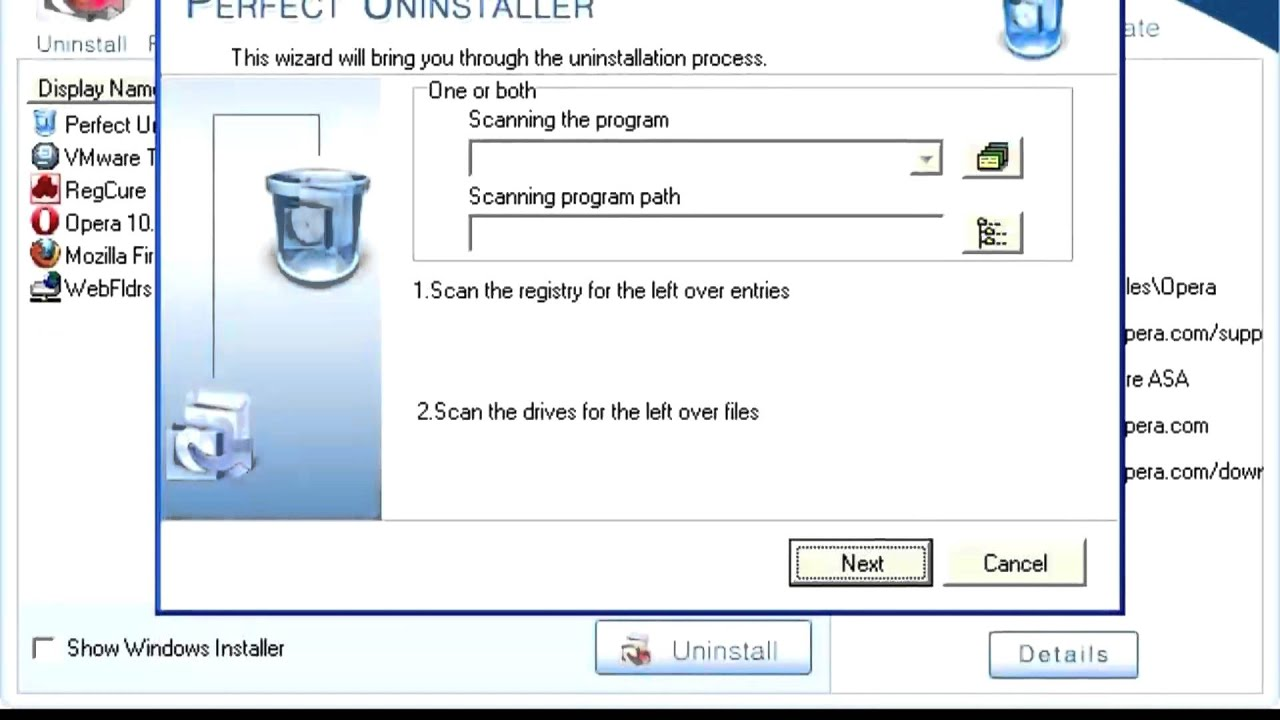 Perfect uninstaller v6.3.3.9 serial number
