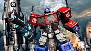 Transformers: Fall Of Cybertron 'G1 Optimus Prime Trailer