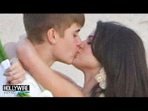FIRST PICS: Justin Bieber & Selena Gomez's Secret Wedding In Mexico