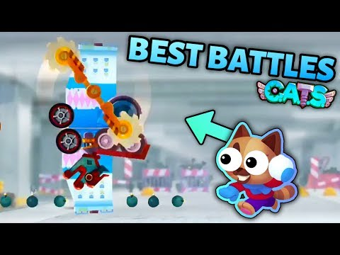 C.A.T.S BEST BATTLES & GLITCHES COMPILATION - Funny Moments in Crash Arena Turbo Stars